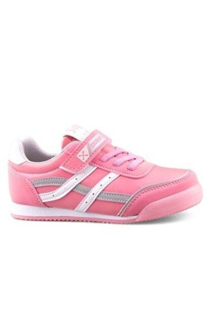 Cosby Kız Çocuk Pembe Ortopedik Günlük Spor Ayakkabı 234