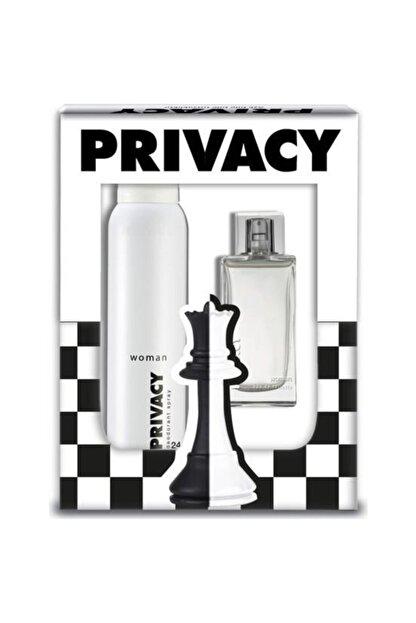 Privacy Kadın Set Edt Deodorant