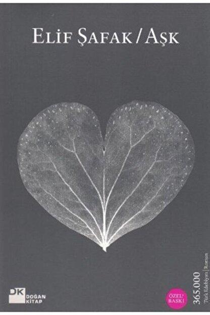 Doğan Kitap Aşk (gri Kapak) | Elif Şafak |