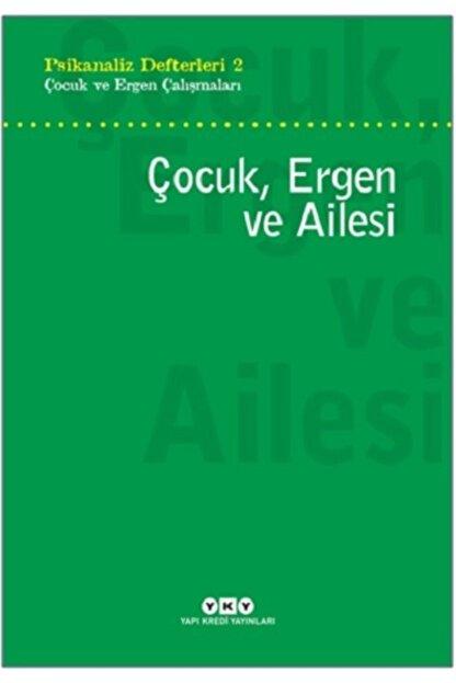 Yapı Kredi Yayınları Psikanaliz Defterleri 2 - Çocuk Ve Ergen Çalışmaları