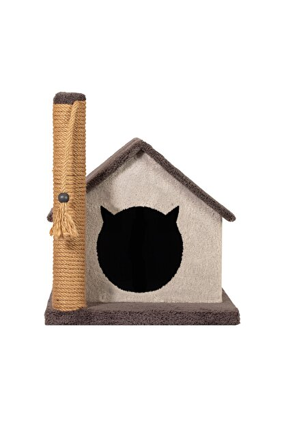 PETSİ Friends Kedi Evi Ve Tırmalama