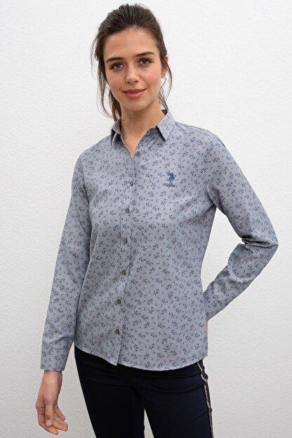 US Polo Assn Kadın Gömlek G082SZ004.000.996055