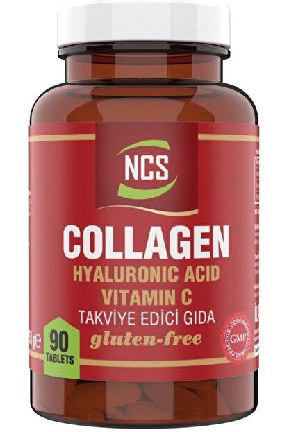 Ncs Hidrolize Collagen 90 Tablet Hyaluronic Acid