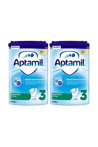 Aptamil 3 Numara Devam Sütü 800 gr - 2'li Paket