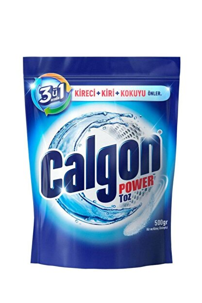 Calgon Toz 500 Gr ( 2 Adet )