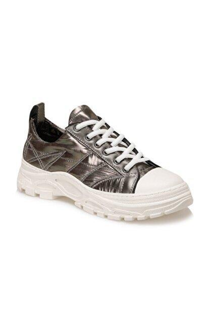 Butigo LEE Antrasit Kadın Havuz Taban Sneaker 100913026