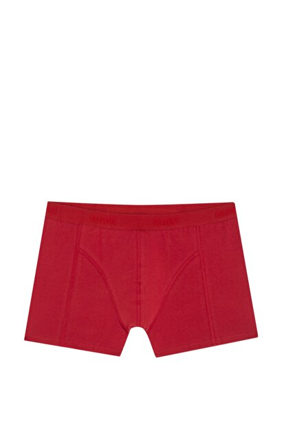 Mavi Erkek Kırmızı Boxer 092121-30648