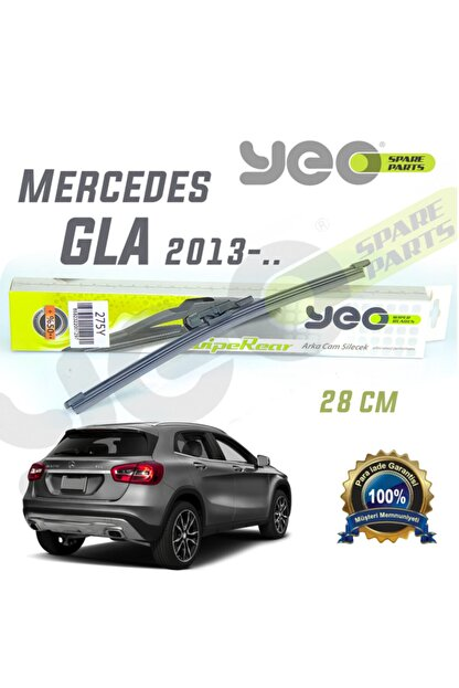 YEO Mercedes Gla Serisi Arka Silecek 2013-... Wiperear