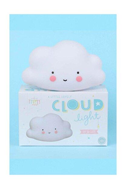 Doğuş Dogusdeco Bulut Işıklı Silikon Gece Lambası Hediyelik