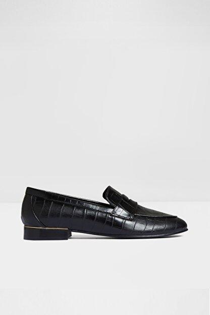 Aldo Kadın   Siyah Agnes-tr - Oxford Ayakkabı