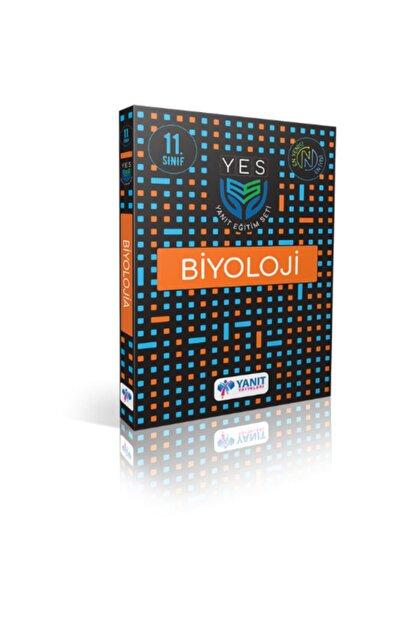 Yanıt Yayınları 11. Sınıf Yes Serisi Biyoloji