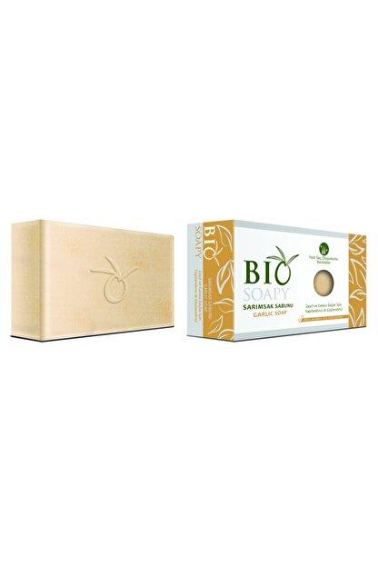 Biosoapy Doğal Sarımsak Sabunu 100 gr X 3 Adet (Saç Dökülmesine Karşı Etkili)