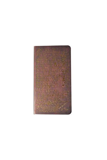 VOX Not Defteri 9x17,2 Cm Ivory Kağıt - Kalem Hediyeli (1022l)