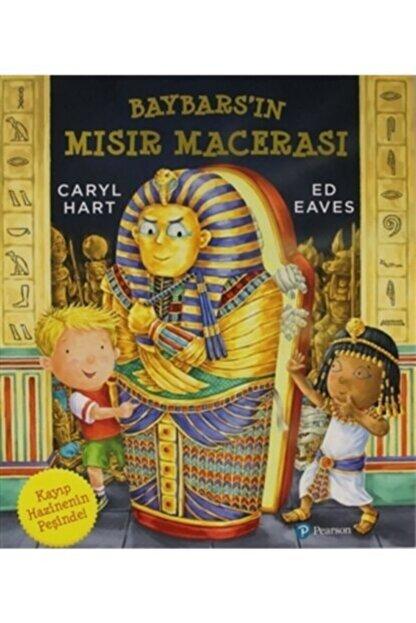 Pearson Çocuk Kitapları Baybars Serisi - Baybars'ın Mısır Macerası