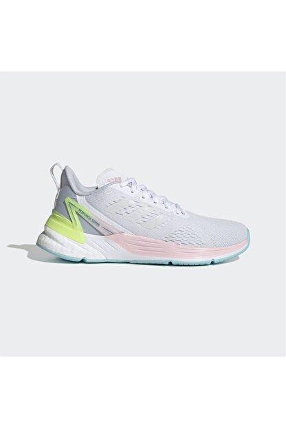 adidas Kadın Beyaz Bağcıklı Koşu Ayakkabısı