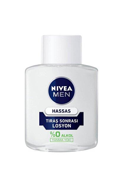 Nivea For Men Losyon Hassas 100 ml