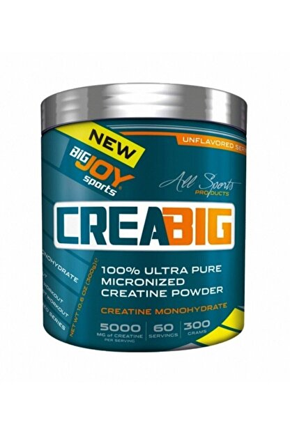 Bigjoy Sports Bigjoy Creabig Micronızed Creatıne Powder 300 gr