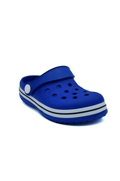 Akınalbella Erkek Çocuk Mavi Deniz Havuz Terliği