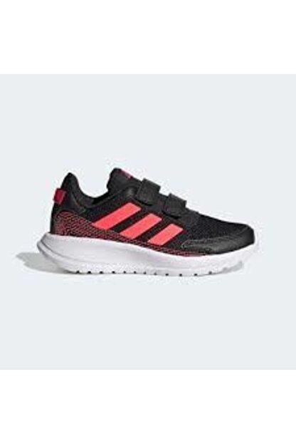 adidas TENSAUR RUN C Siyah Kız Çocuk Koşu Ayakkabısı 100663743