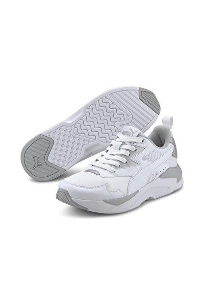 Puma X-RAY LITE WMN'S METALLIC Beyaz Kadın Sneaker Ayakkabı 100660676