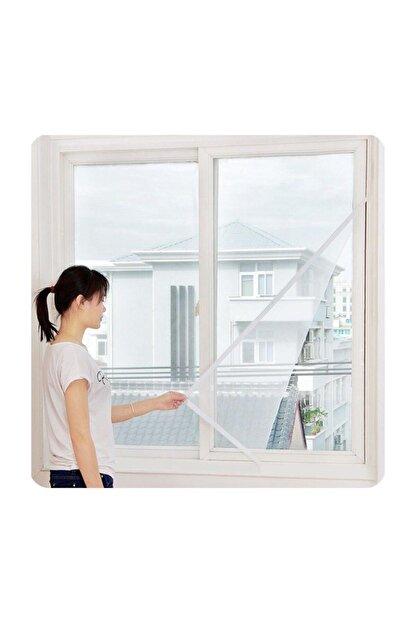 Yenimiyeni Cırt Cırtlı Pencere Sinekliği Kendin Yap 100 X 150