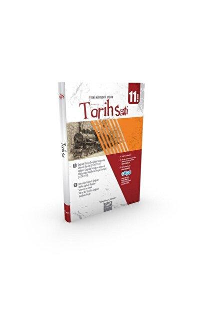 Çap Yayınları 11. Sınıf Tarih Fasikül Seti Yeni 2021