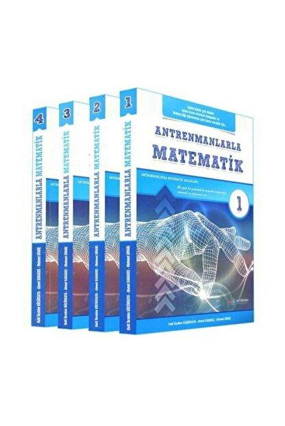 Antrenman Yayınları Antrenmanlarla Matematik 1-2-3-4 Kitap Seti