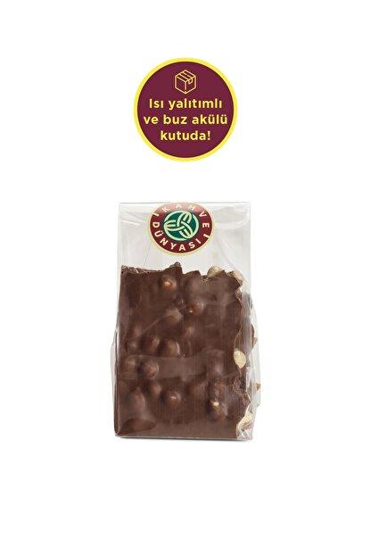 Kahve Dünyası Bitter Çikolatalı Fındıklı Tablet Çikolata 150 gr