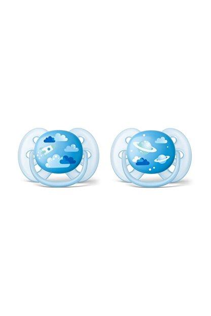 Philips Avent Scf222/22 Ultra Soft Desen Emzik 6-18 Ay Erkek