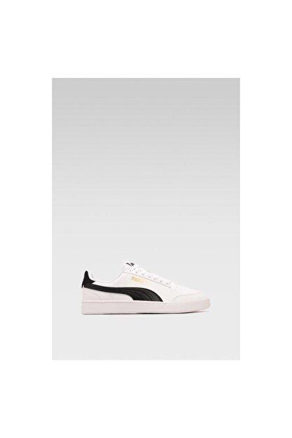 Puma SHUFFLE JR Beyaz Erkek Çocuk Sneaker Ayakkabı 101085496