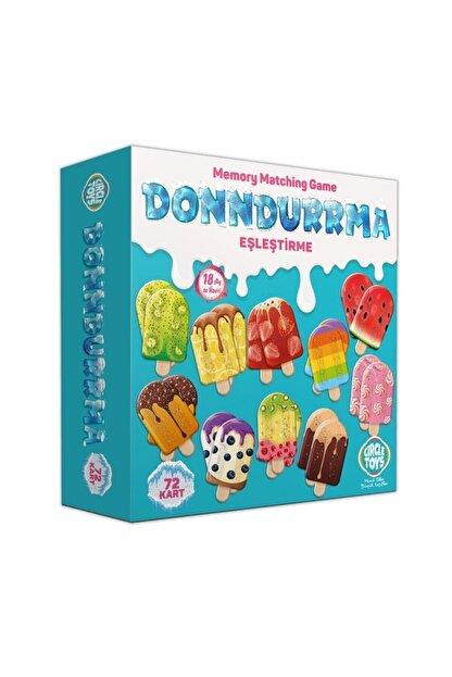 Circle Toys Dondurma Eşleştirme
