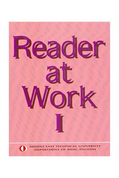 ODTÜ Geliştirme Vakfı Yayıncılık Reader At Work 1