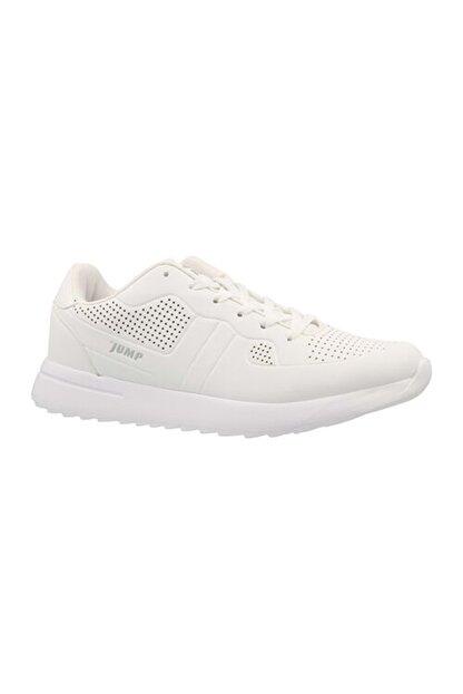 Jump 21017 Erkek Spor Ayakkabı - Beyaz - 45