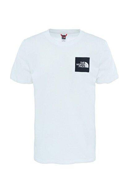 The North Face Fine Tee Erkek T-Shirt - T0CEQ5LA9