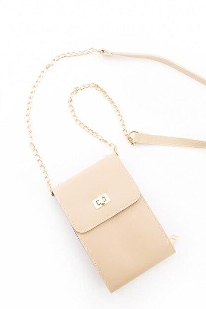Espardile Kadın Askılı Mini Çanta