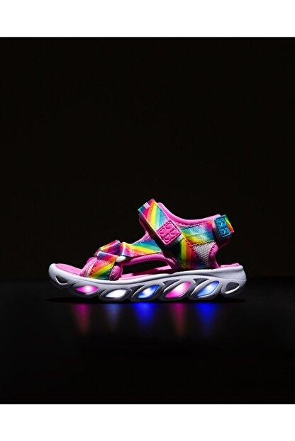 Skechers Küçük Kız Çocuk Çoklu Sandalet