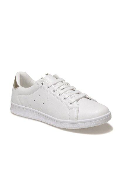 Lumberjack DOVE 1FX Beyaz Kadın Havuz Taban Sneaker 100911159