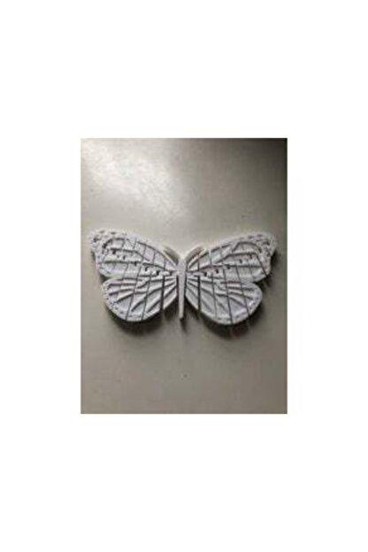 AldımGeldi Hareket Edebilir Monarch Kelebek Dekoratif Süs Eşyası Hediyelik