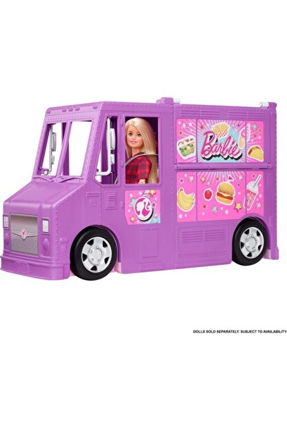 Barbie 'nin Yemek Arabası Gmw07 Lisanslı Orjınal Ürün