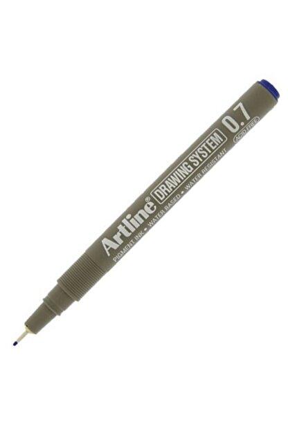 artline 237 Çizim Kalemi 0,7 mm - Mavi