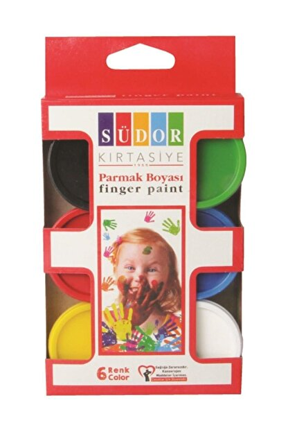 Südor Parmak Boyası Set 6x30 ml