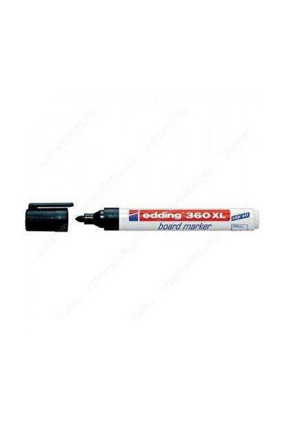 Edding 360 XL Board Marker Doldurulabilir Yazı Tahtası Kalemi Siyah