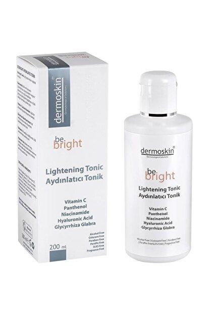 Dermoskin Be Bright Leke Giderici Aydınlatıcı Tonik 200 ml