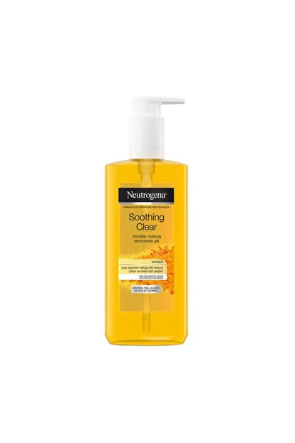 Neutrogena Soothing Clear 200ml Jel