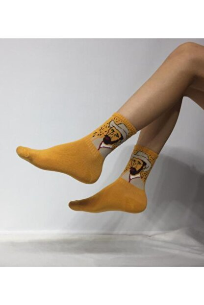Adel Unisex Kolej Çorabı