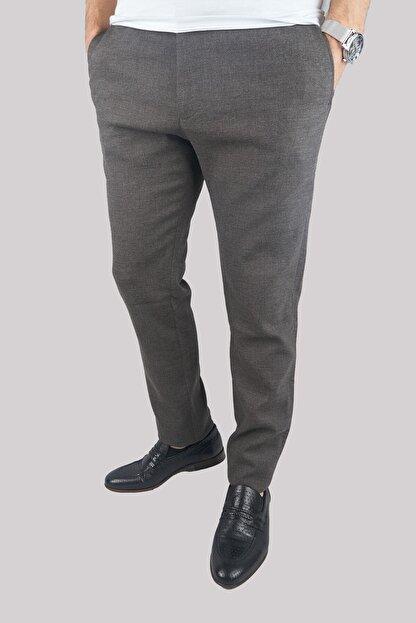 Mcr Erkek Gri Kumaş Pantolon 38763