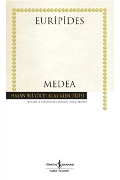 İş Bankası Kültür Yayınları Medea Euripides Hasan Ali Yücel Klasikleri
