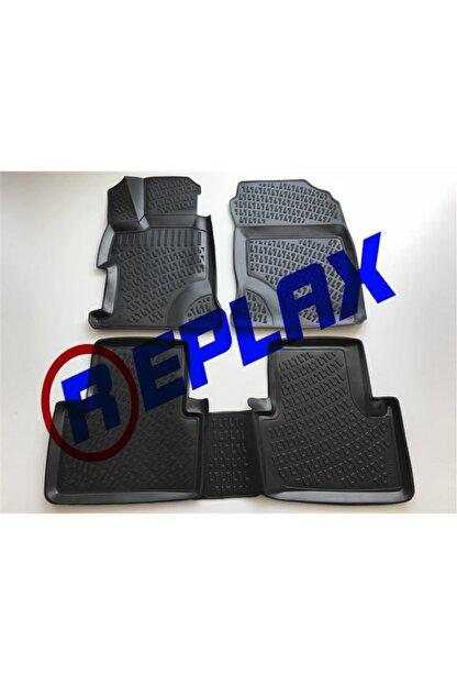REPLAX Honda Civic 2001-2005 Arası 3d Havuzlu Paspas A+kalite