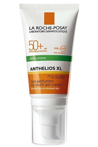 La Roche Posay La Roche-posay Anthelios Xl Dry Touch Spf50+ 50ml | Yağlı Ciltler Için Güneş Kremi