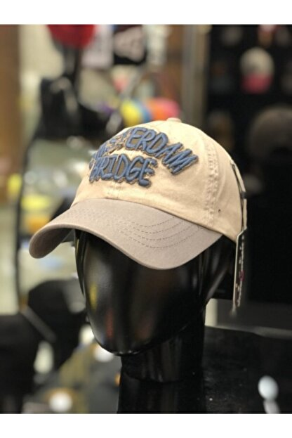 Şapkacımadam Kadın Bej Şapka